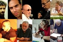 [Quasi] Tutti i personaggi che hanno reso, e rendono, grande UT / Scrittori, poeti, artisti, saggisti, architetti, critici, attori, cantanti, musicisti: il mondo di UT.
