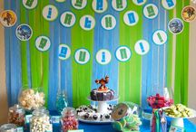 Gavin's 6th Birthday Party! / by Samantha Wright