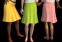 The Sims 2 cc