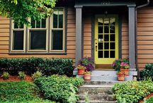 Curb Appeal: Your First Impression  / Ideas for creating great curb appeal for your home!