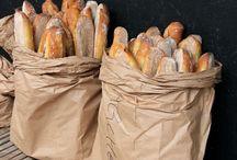 Pain / Bread / baguette