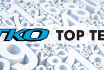 TKO Top Ten