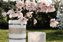 Fink Vasen & Übertöpfe / Fink Living – Exklusive Wohnaccessoires aus Silber, Edelstahl und Glas