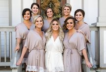 Bridesmaid Gift Ideas / Bridesmaid gift ideas. Curated by Vanessa Krombeen of TheCheekyBeen Blog