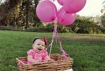 First Birthday Pics / by Lauren Cruson
