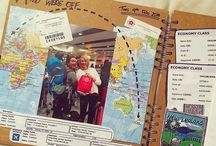 Travel Scrapbooks
