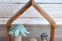 A Crochet Christmas / Here you will find crochet patterns to add a little Christmas cheer to your home.