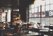 Comercial - Design de Interiores / Projetos comerciais: bares, restaurantes, hotéis, lojas, cafés.