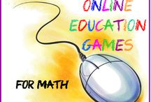 Online Maths Games / Online games suitable for primary maths.