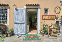 Designer / L'ARTE DI BA Barbara de Luca  decoration..restoration and reinvention of everything that  furnishes a space