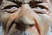 Arteyasic / esculturas en madera