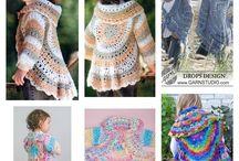Crochet Pretty Circle Jacket
