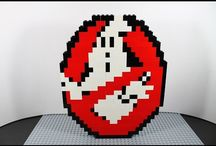 Lego/Ghostbuster Party