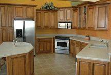 Cheap Kitchen Cabinets2 / Cheap Kitchen Cabinets, To spend a lot of time in one place, what do you need? Certainly you need an organized place to be able to move easily in it. The kitchen cabinets are the kitchen focal point that is used for storage and arrangements purposes. Even if you are poor on budget, you can have cheap kitchen cabinets, but keep in mind some considerations when purchasing a cheap kitchen cabinet. / by kitchen designs 2016 - kitchen ideas 2016 .