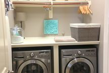 Laundry Room Makeover / by Sarah Rogers