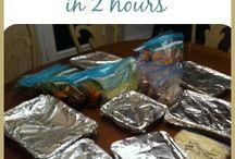 Food - Freezer Meals / by Pam Brichetto