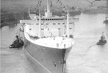 classic ocean liner