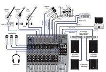 Conected audio