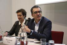 Conférence RSE et collaboratif : leviers de la transformation digitale / CCM Benchmark et Lecko ont organisé la conférence RSE et collaboratif : leviers de la transformation digitale le 24 novembre  2015 à Paris.