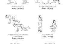 Leg & Butt Exercises