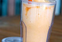 Coctail smoothie