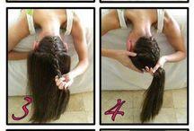 Peinados / Peinar