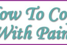 Pain Management / Learning to live with pain in recovery