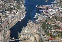sailing city Kiel