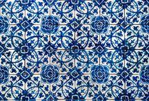 Azulejos / Azulejos de inspiração para Moda, Arte e Arquitetura!