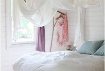 The bedroom / Sea -side cottage/nautical/beach/ocean looks