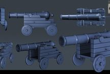 3D | Weapons