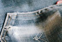 Denim threads / by Jeannie Bohonek