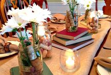 Book club decorating ideas