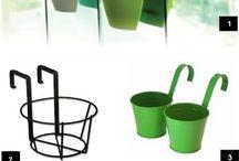 Ideas for the Apartment Balcony Garden