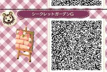 Animal crossing new life qr code