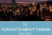 Cestování-Taiwan
