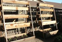 Planter Boxes / For more ideas, DIY's, videos, free books and more join us on Facebook!   http://www.fb.com/HomeFarmIdeas / by Home Farm Ideas