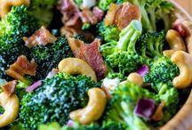 Food : salads