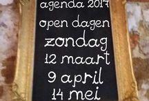 Openingstijden 2017 / Open deur dagen van Heerlijckheid Wolfhagen in seizoen 2017 en contact gegevens