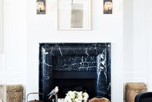 INSPIRATIONS - FIREPLACE