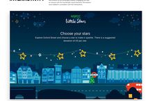 NSPCC little stars Christmas Campaign