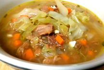 Soups and Stews / Delicious soups and stews that are sure to please...