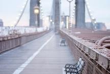 Voyage / Brooklyn bridge