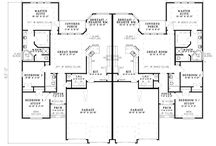 double home plans