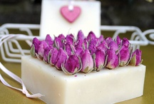 Rose Soaps / What can be achieved with love and imagination.