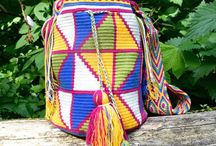 Wayuu Handbags / Handcrafted handbags from the Wayuu tribe in Latin America.