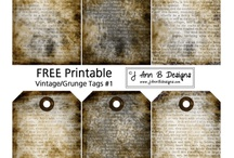 steampunk printables