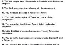 Texas our Texas / by Amy & Lindsay Henson