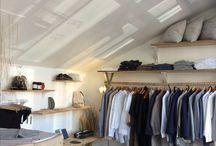 The Henri Store / Pop up shop