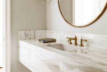 Classic modern bathroom design #luxurybathrooms